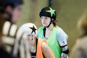 Roller Derby Jammeuse